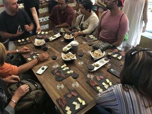 lisbon food and wine
