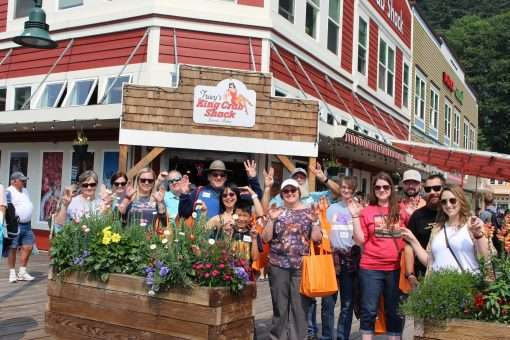 juneau alaska culinary tour